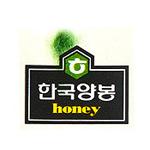 한국양봉 로고
