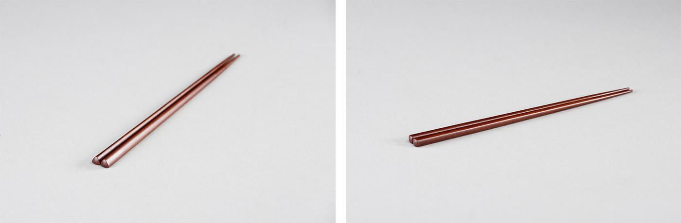 자연 옻칠 나무 수저 세트(숟가락/젓가락 단품 옵션)/국가지정 우수 공예품 칠몽의 깔끔한 나무 수저 1인용 세트/젓가락 단품/숟가락 단품 상세이미지6