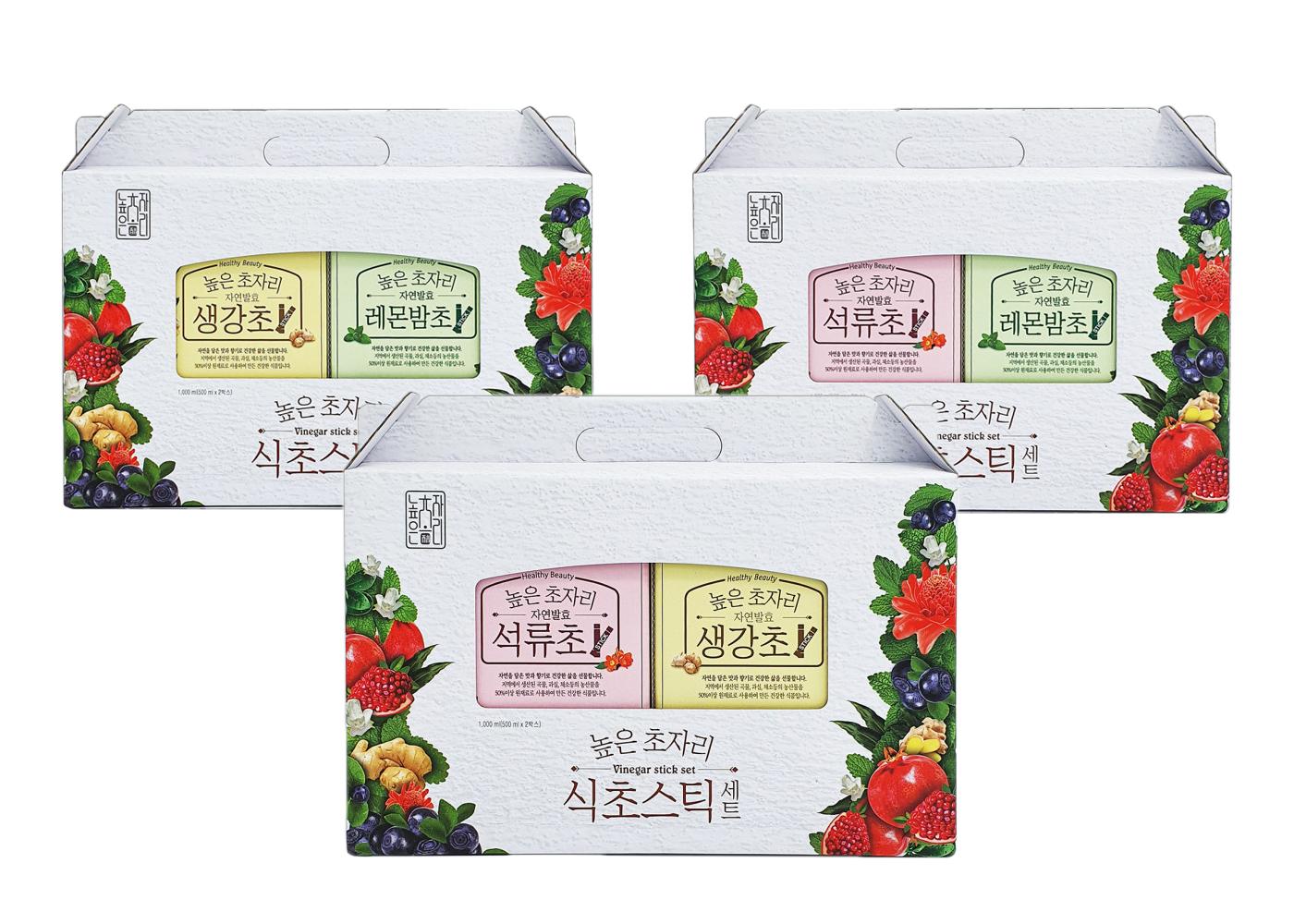 자연발효 식초 생강 식초 상세이미지5