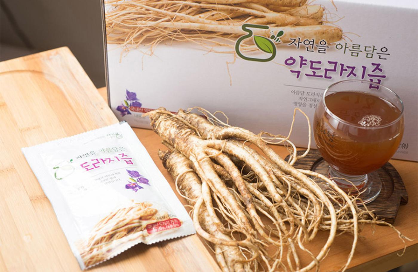 국산 무농약 약도라지즙 상세이미지1