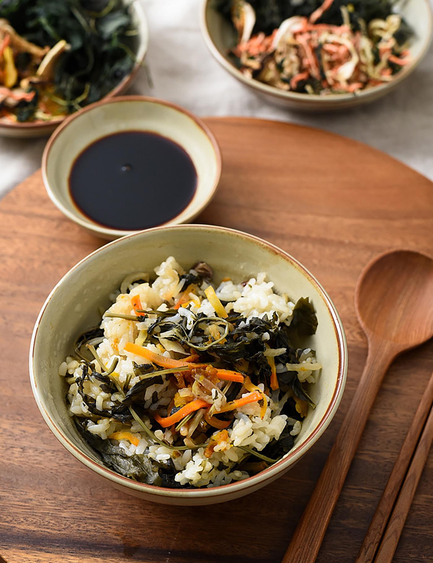 전주 산채 나물 비빔밥 30g 상세이미지1