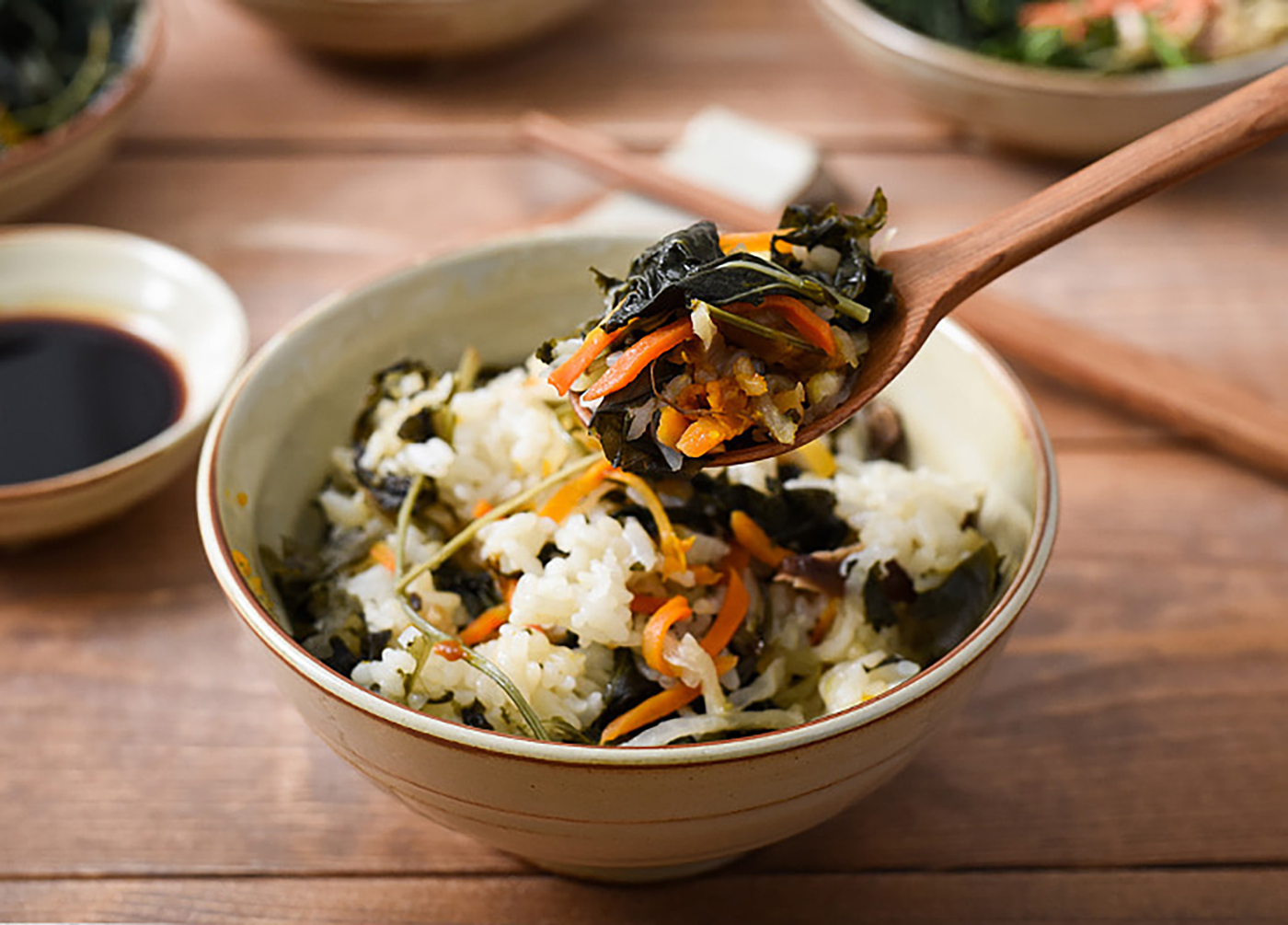 전주 산채 나물 비빔밥 30g 상세이미지2