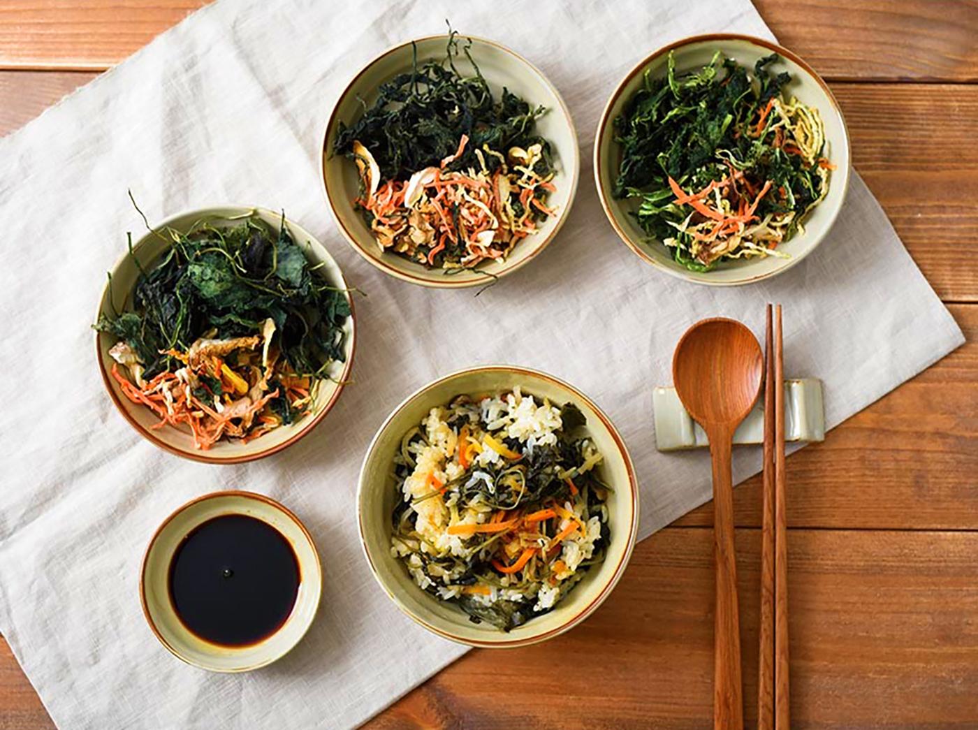 전주 산채 나물 비빔밥 30g 상세이미지3