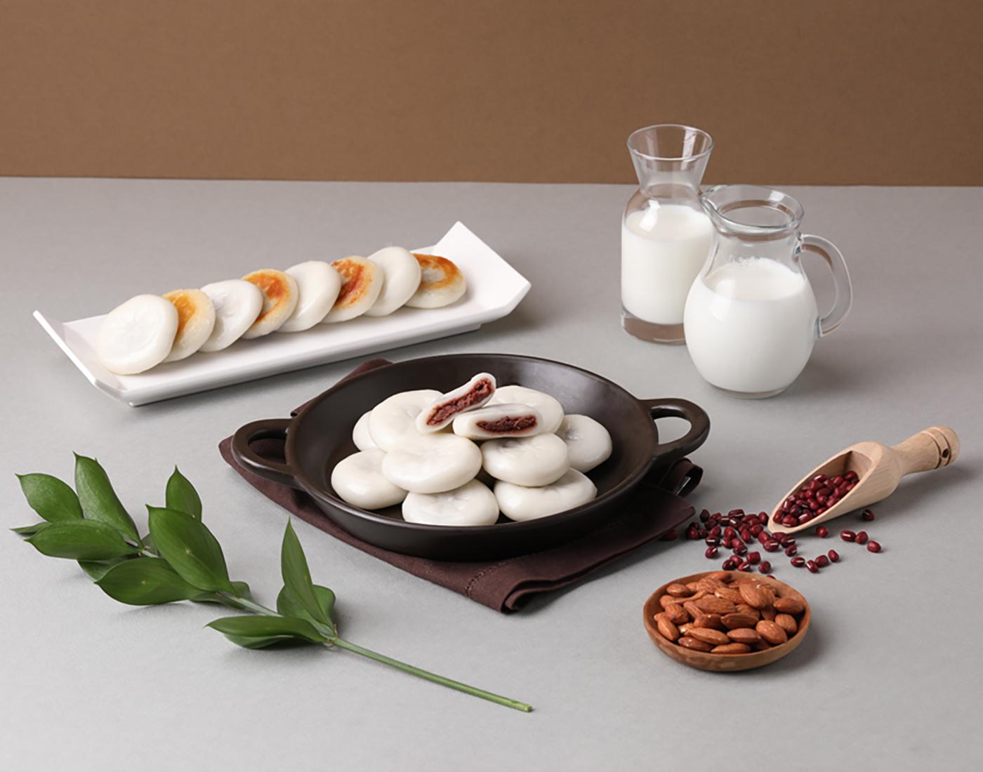 달지 않아 더 맛있는 앙꼬 절편 떡(20입) 상세이미지1