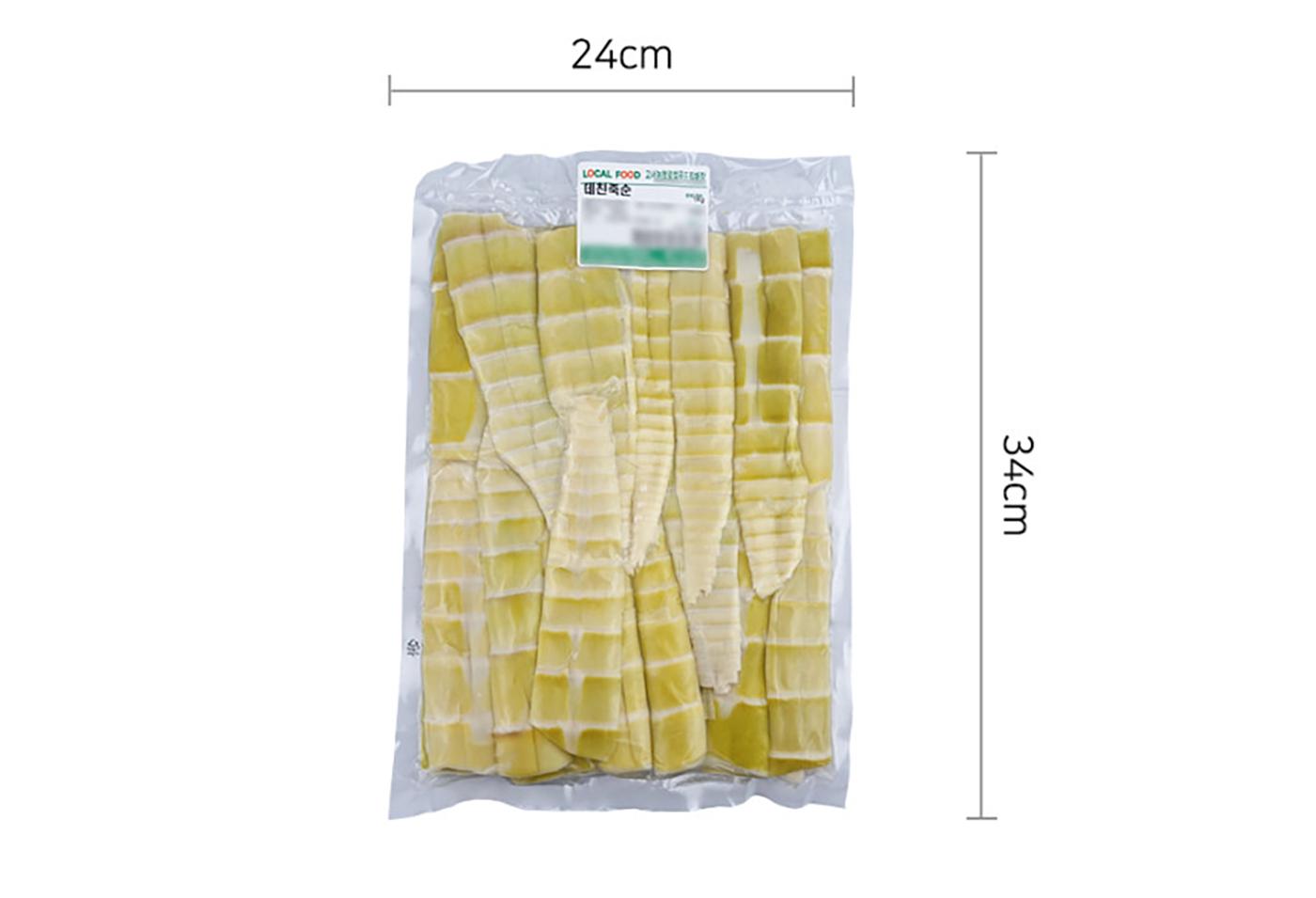 데친 담양 죽순 1kg 상세이미지4