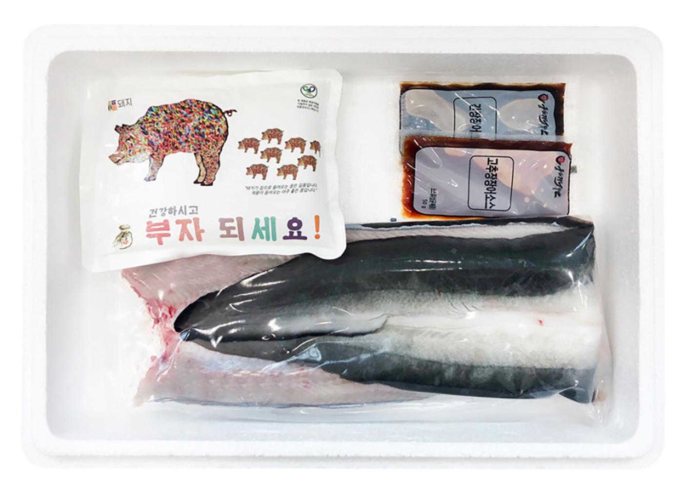 산지 직송 풍천 손질 민물장어 1kg 상세이미지6