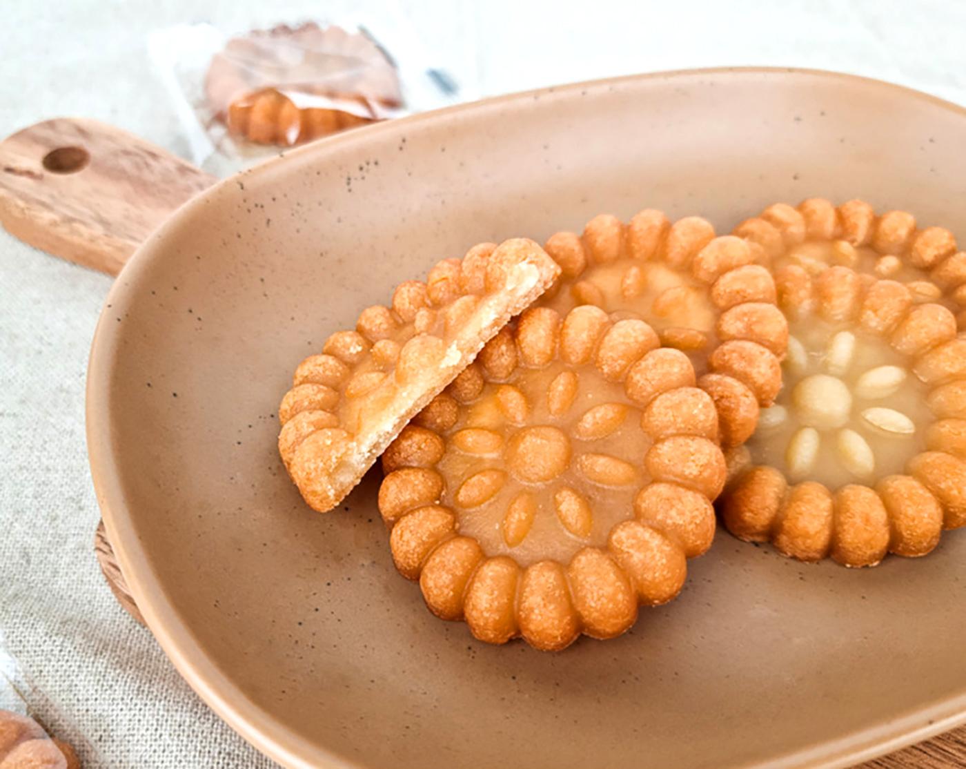 옛날 찹쌀 꿀 약과(10개입) 상세이미지3