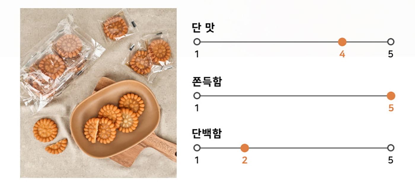 우리밀 미니 약과(1봉/8봉) 상세이미지7