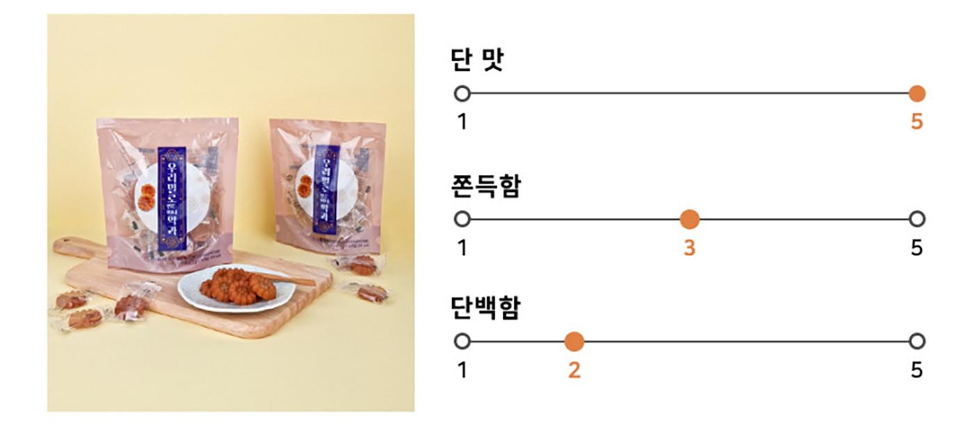 우리밀 미니 약과(1봉/8봉) 상세이미지8
