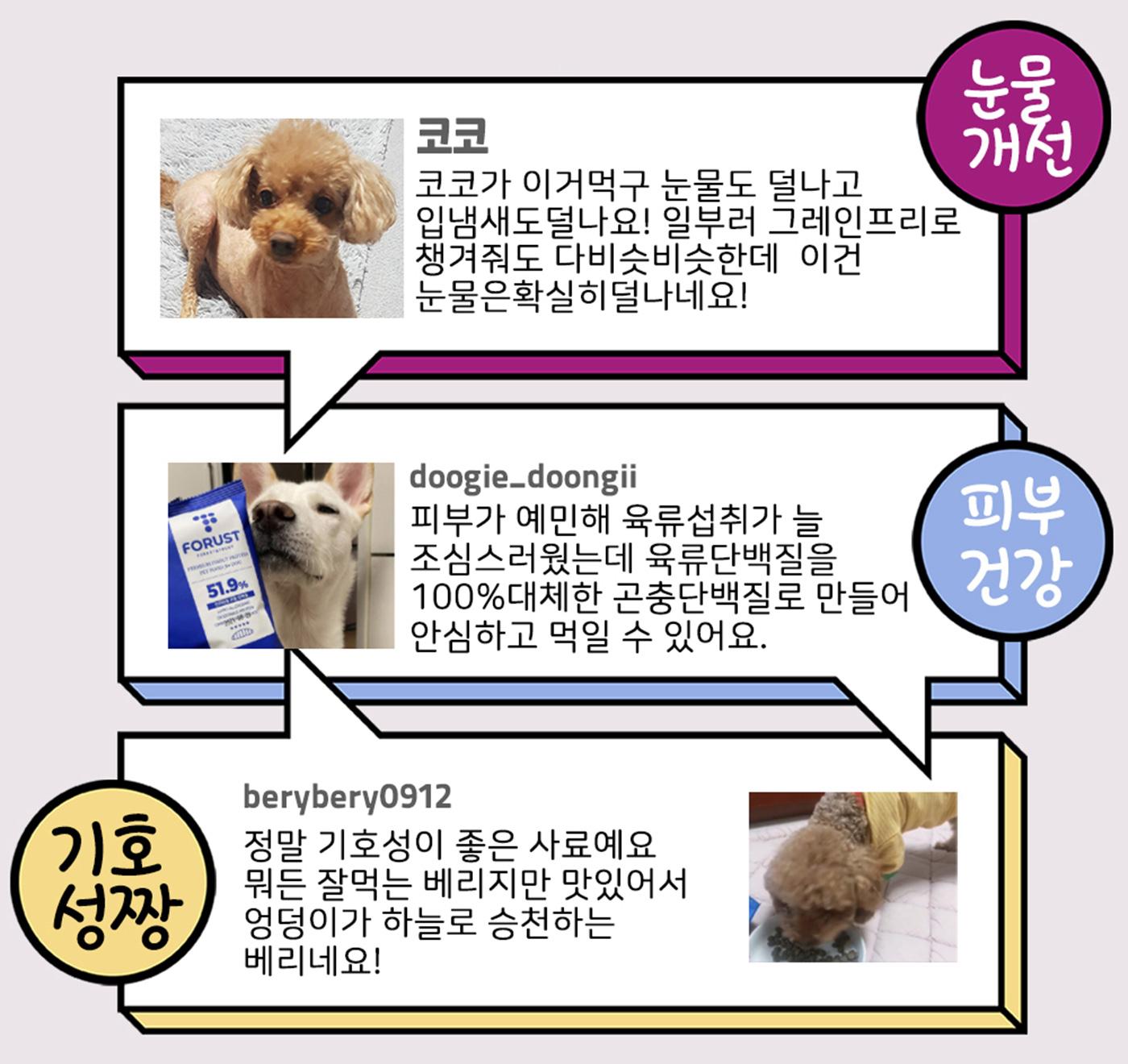 강아지 동애등에 곤충사료(200g*10ea) 상세이미지16