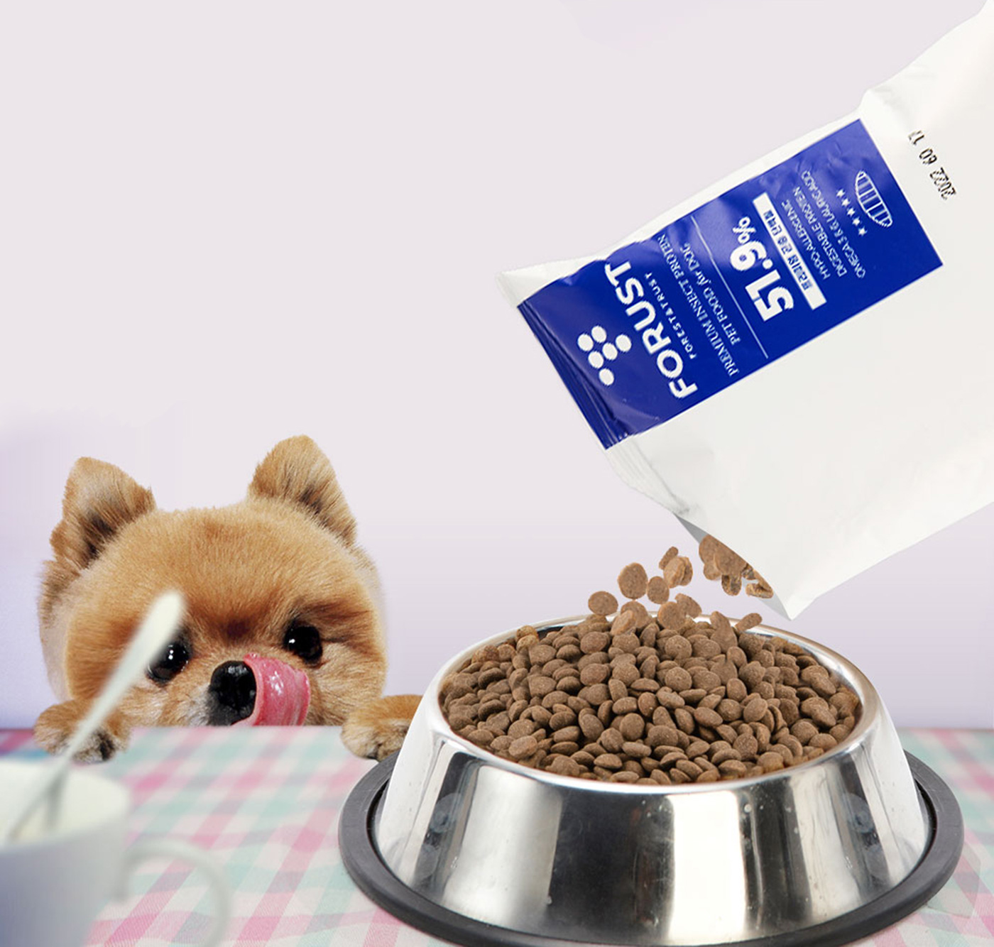 강아지 동애등에 곤충사료(200g*10ea) 상세이미지6