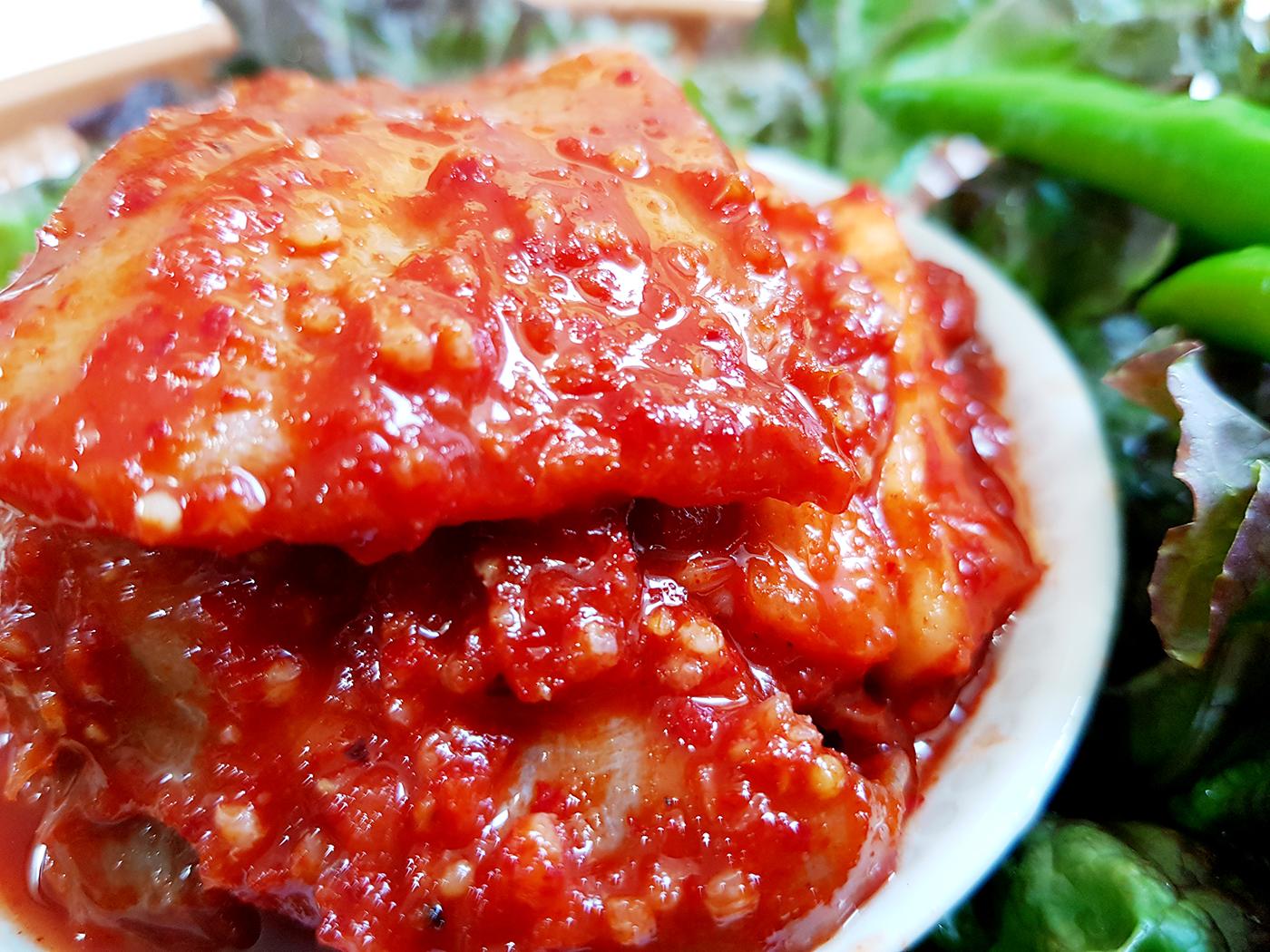함경도 향토 젓갈 가마지 식해/새콤달콤한 맛이 일품인 청정 고성의 가자미 식해 향토 젓갈(500g/1kg) 상세이미지3
