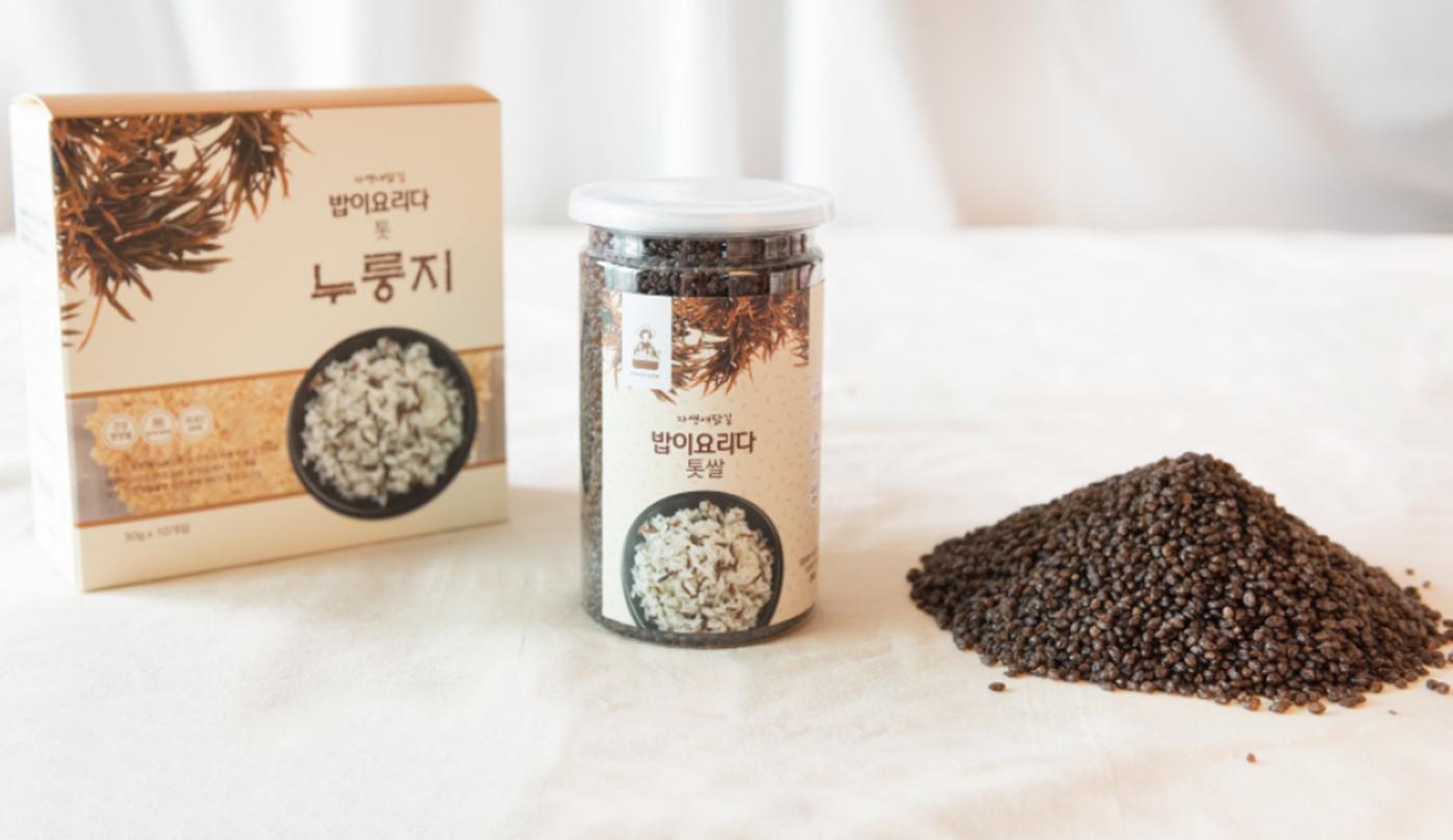 국산 톳쌀 건강 영양쌀 상세이미지1
