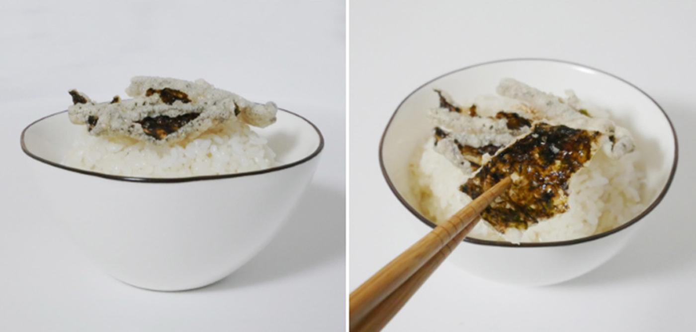 수제 찹쌀 김부각 과자 상세이미지5