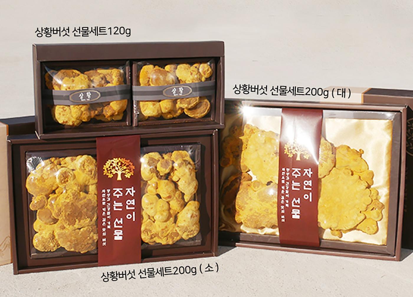 국산 영천 명품 상황버섯 선물세트 상세이미지4