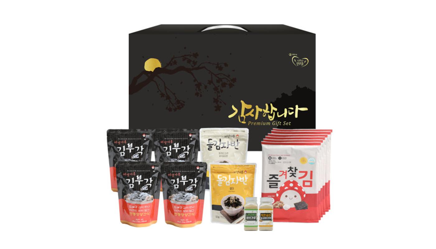 김 종합 선물세트 상세이미지1