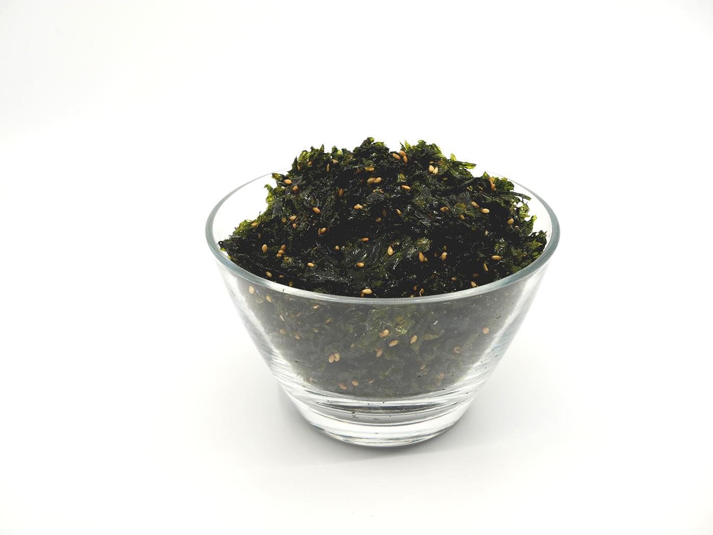 버섯가루 돌김자반 세트(멸치아몬드맛) 상세이미지1