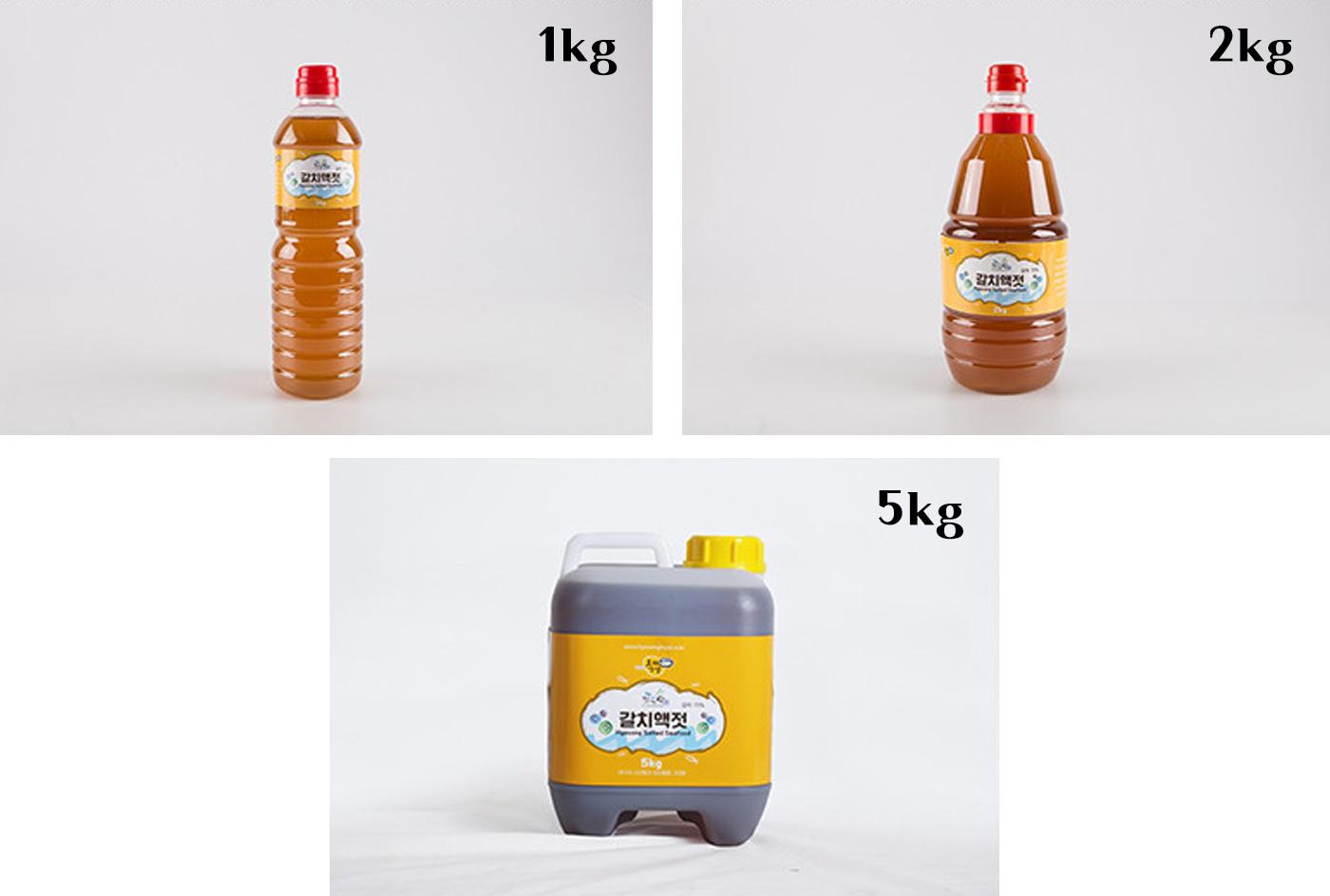 갈치 액젓 1kg/2kg/5kg 상세이미지1