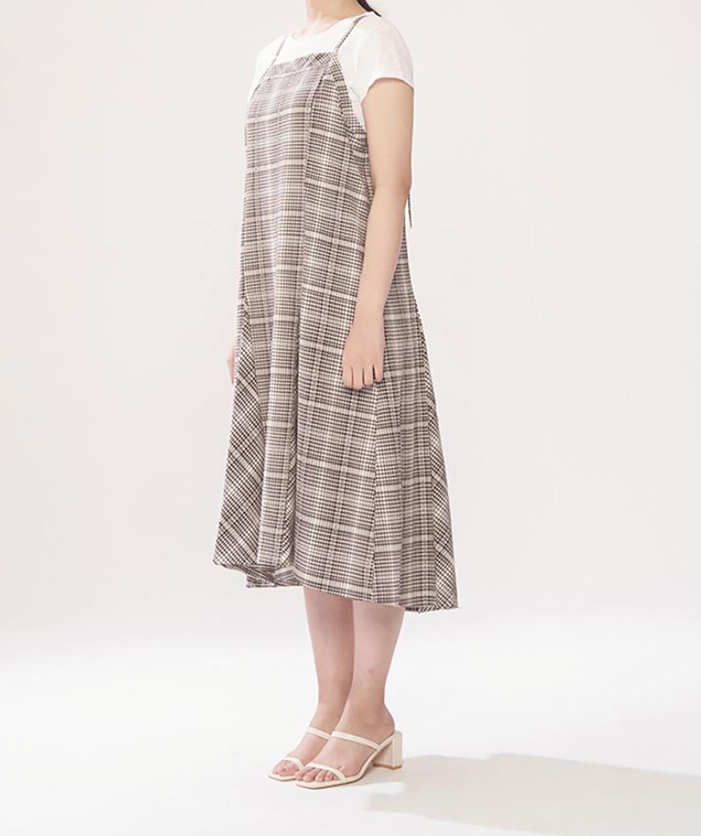 산타페 드레스/넉넉하고 세련된 산타페 드레스 상세이미지2