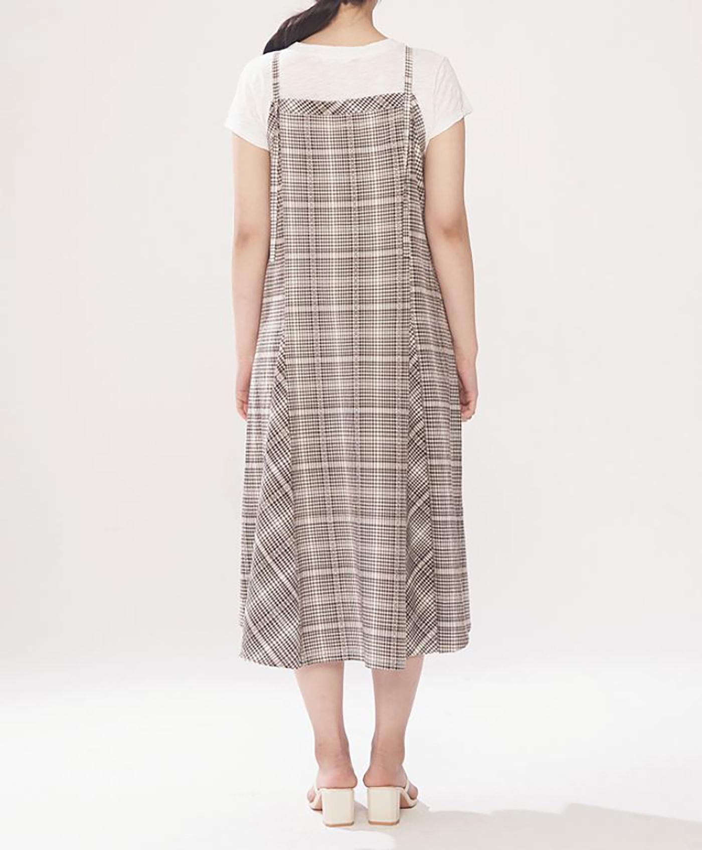 산타페 드레스/넉넉하고 세련된 산타페 드레스 상세이미지3