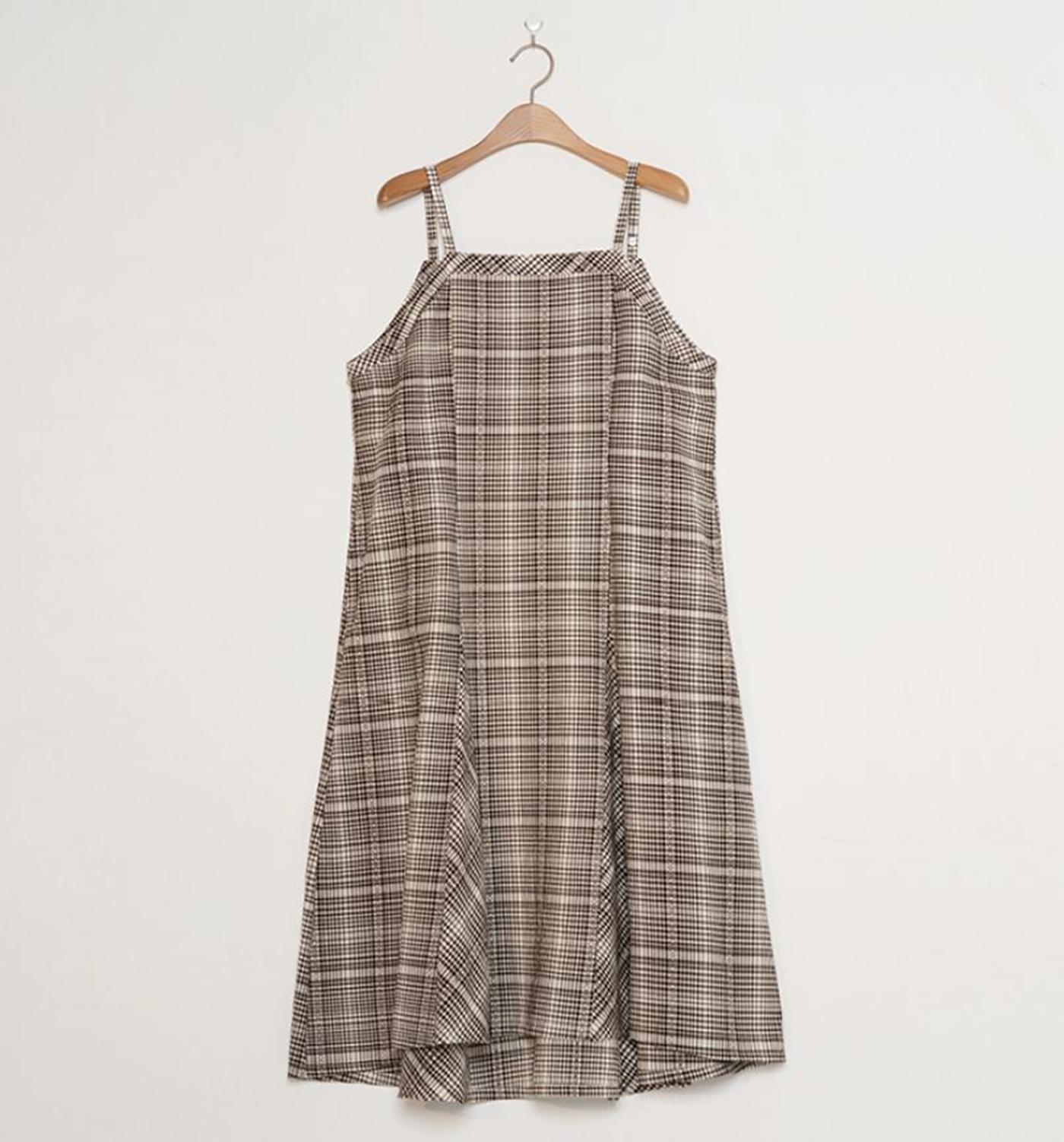 산타페 드레스/넉넉하고 세련된 산타페 드레스 상세이미지6