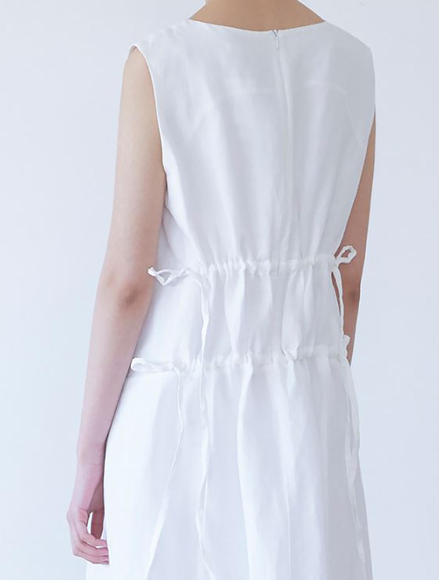 안개꽃 민소매 드레스/그루 안개꽃 민소매 드레스 상세이미지2
