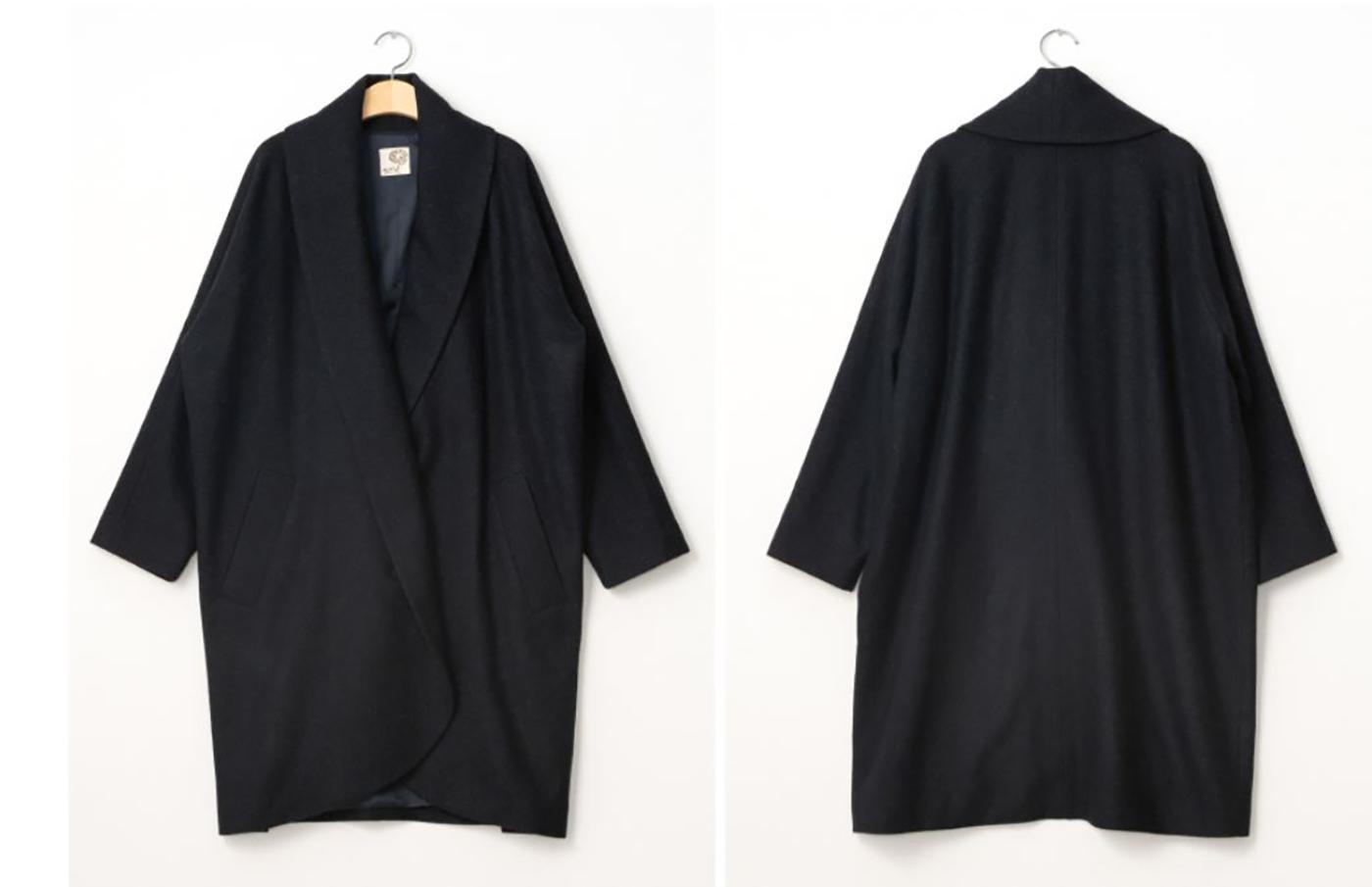 은하수 울실크 코트/요즘 같은 날씨에 입기 딱 좋은 은하수 울실크 코트 상세이미지6