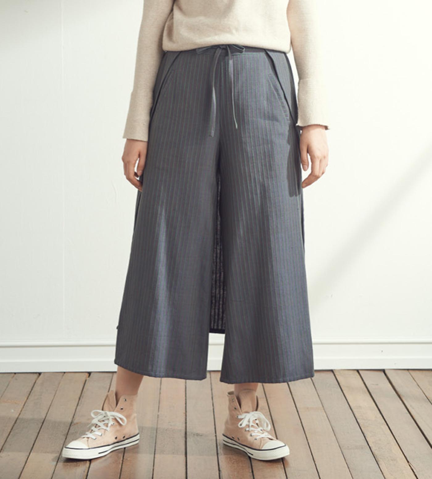 솔 백 랩 팬츠(Sol Back Wrap Pants) 상세이미지3
