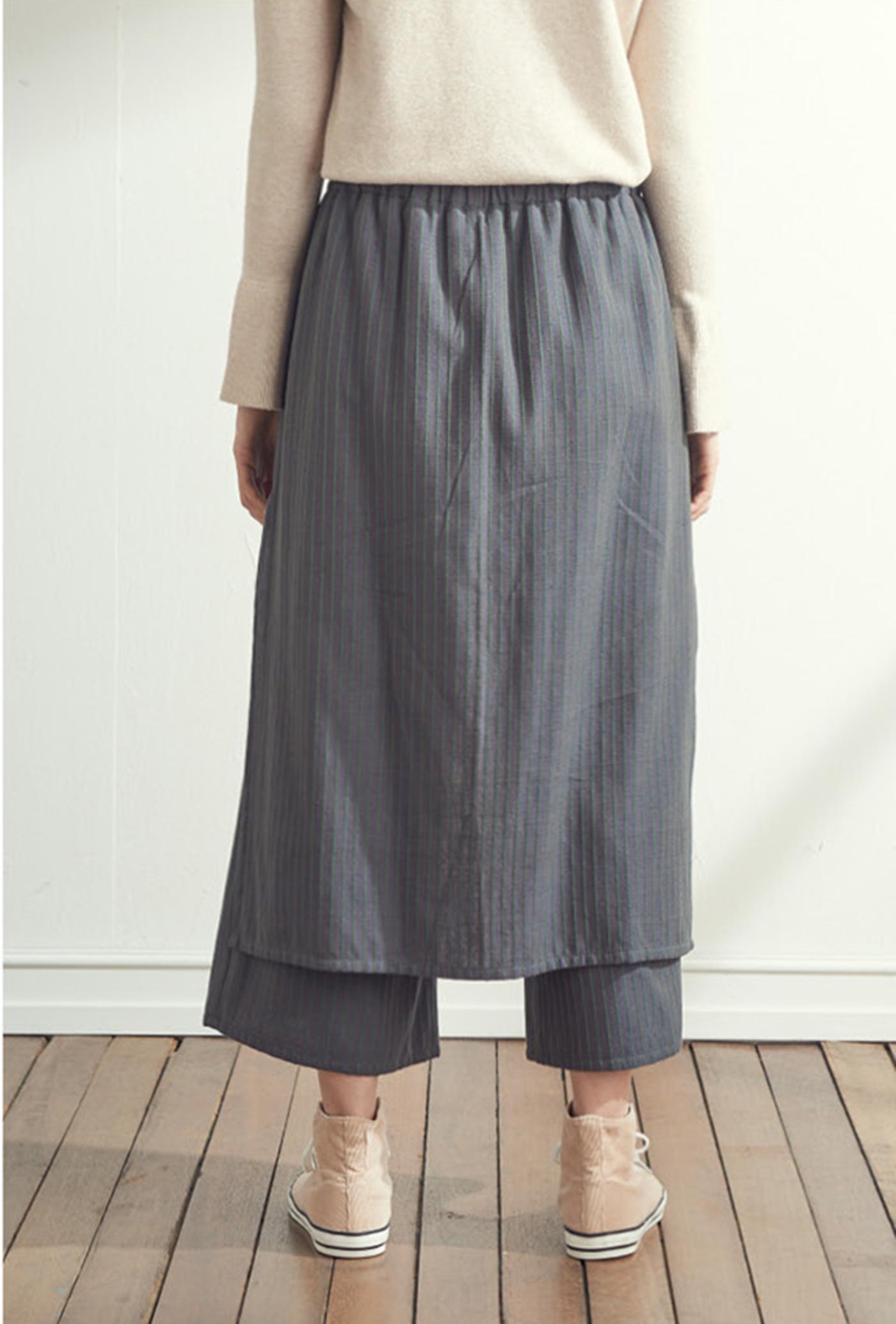 솔 백 랩 팬츠(Sol Back Wrap Pants) 상세이미지6