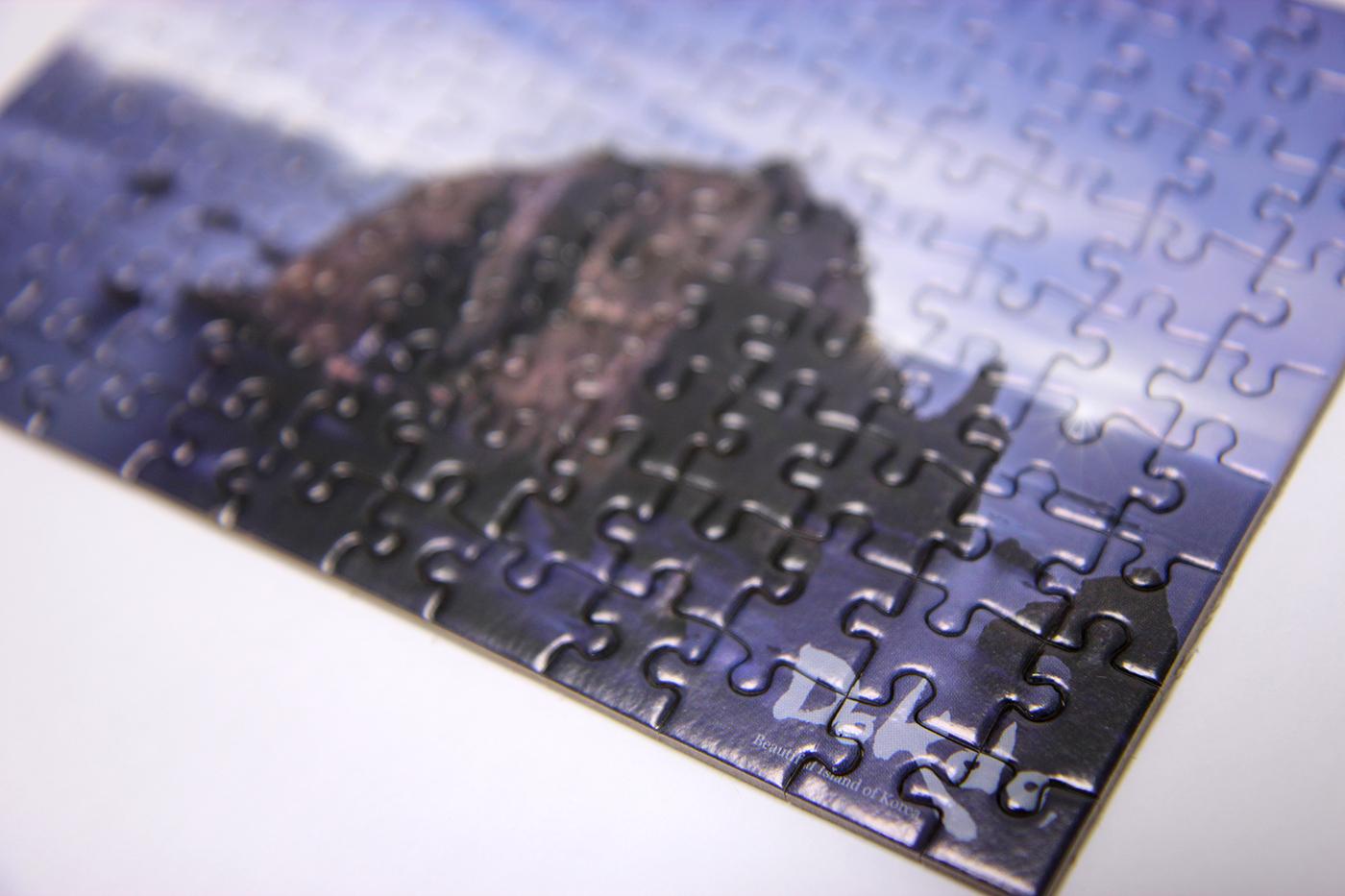 서도의 밤(가을 독도) 108피스 미니 퍼즐 상세이미지3