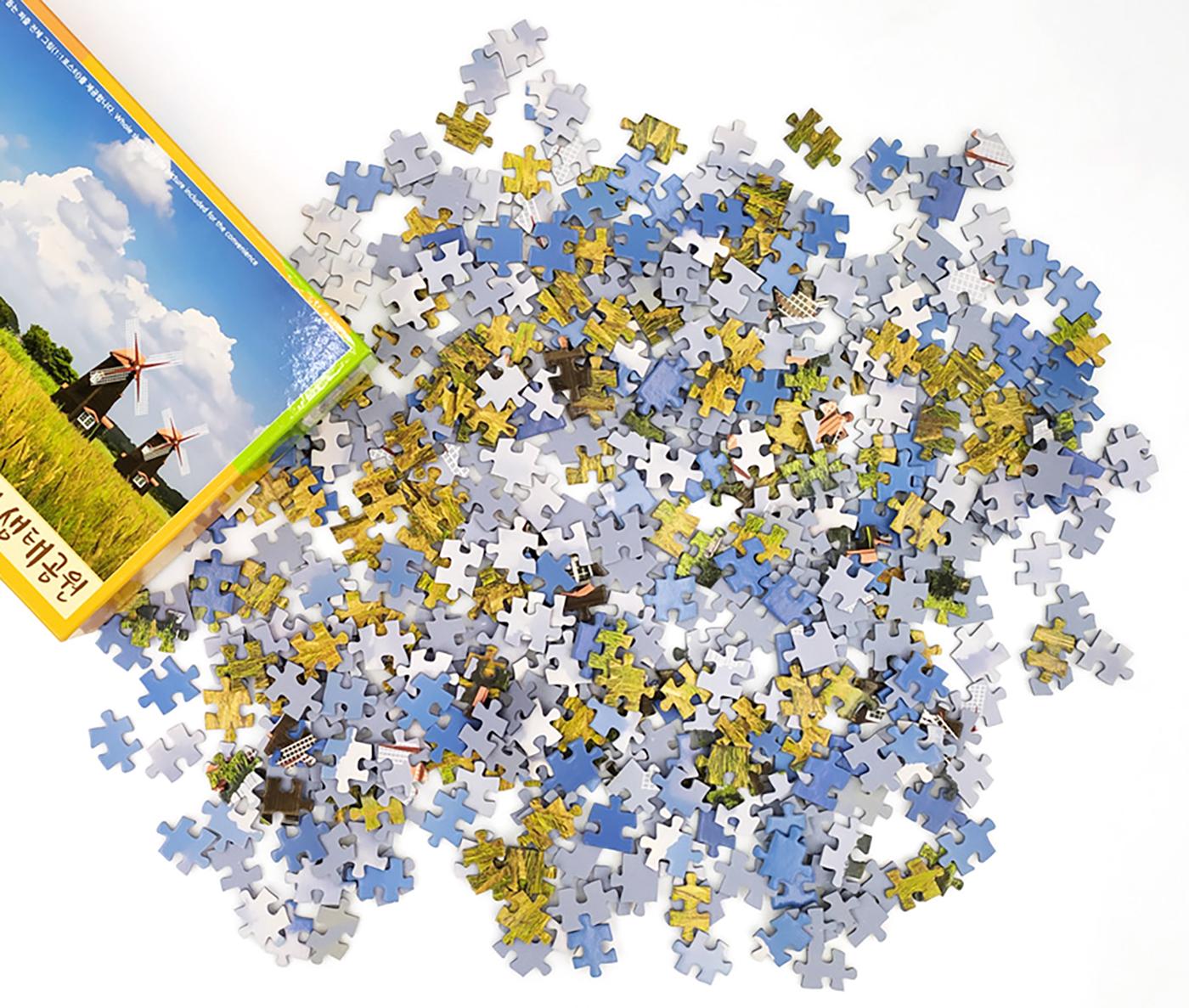 한국의 세계문화유산 1000피스 퍼즐/자랑스러운 한국의 세계문화유산 1000피스 퍼즐 (6세이상) 상세이미지3