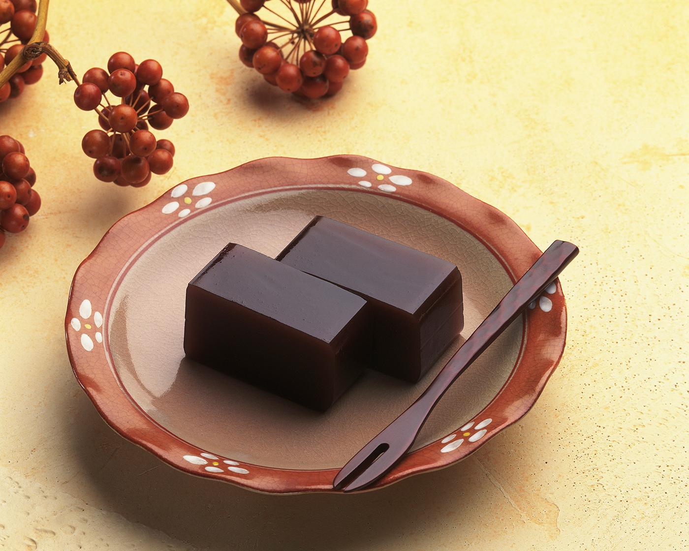 6년근 홍삼 팥양갱/홍삼농축액 6년근·국내산 팥 함유로 온 가족 건강 영양 간식 양갱(45g*18개) 상세이미지3