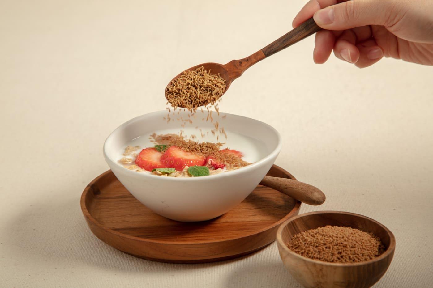 삼일동안 쾌(快) / 식이섬유 영양만점 쌀눈/쌀겨 '미강'으로 만든 발효 효소 가루 상세이미지3