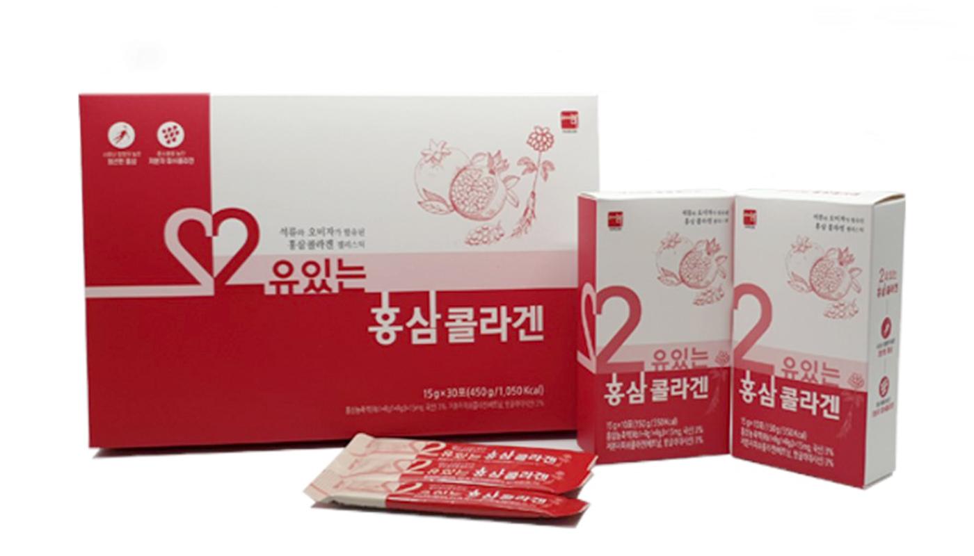 2유있는 홍삼 콜라겐 상세이미지4