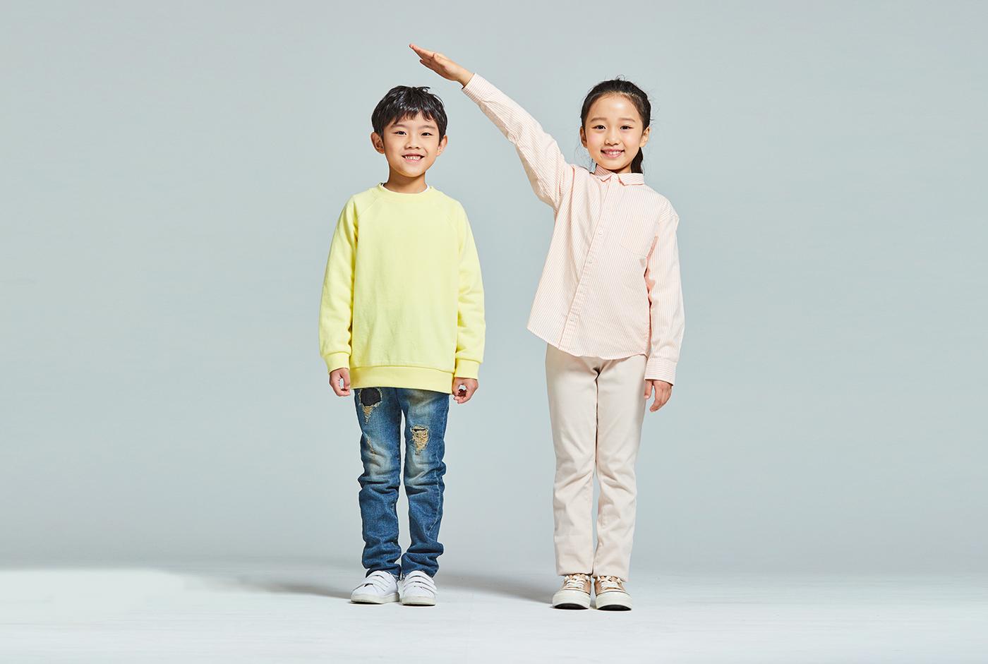 유아 스마일 방수 앞치마 세트(화이트) 상세이미지3