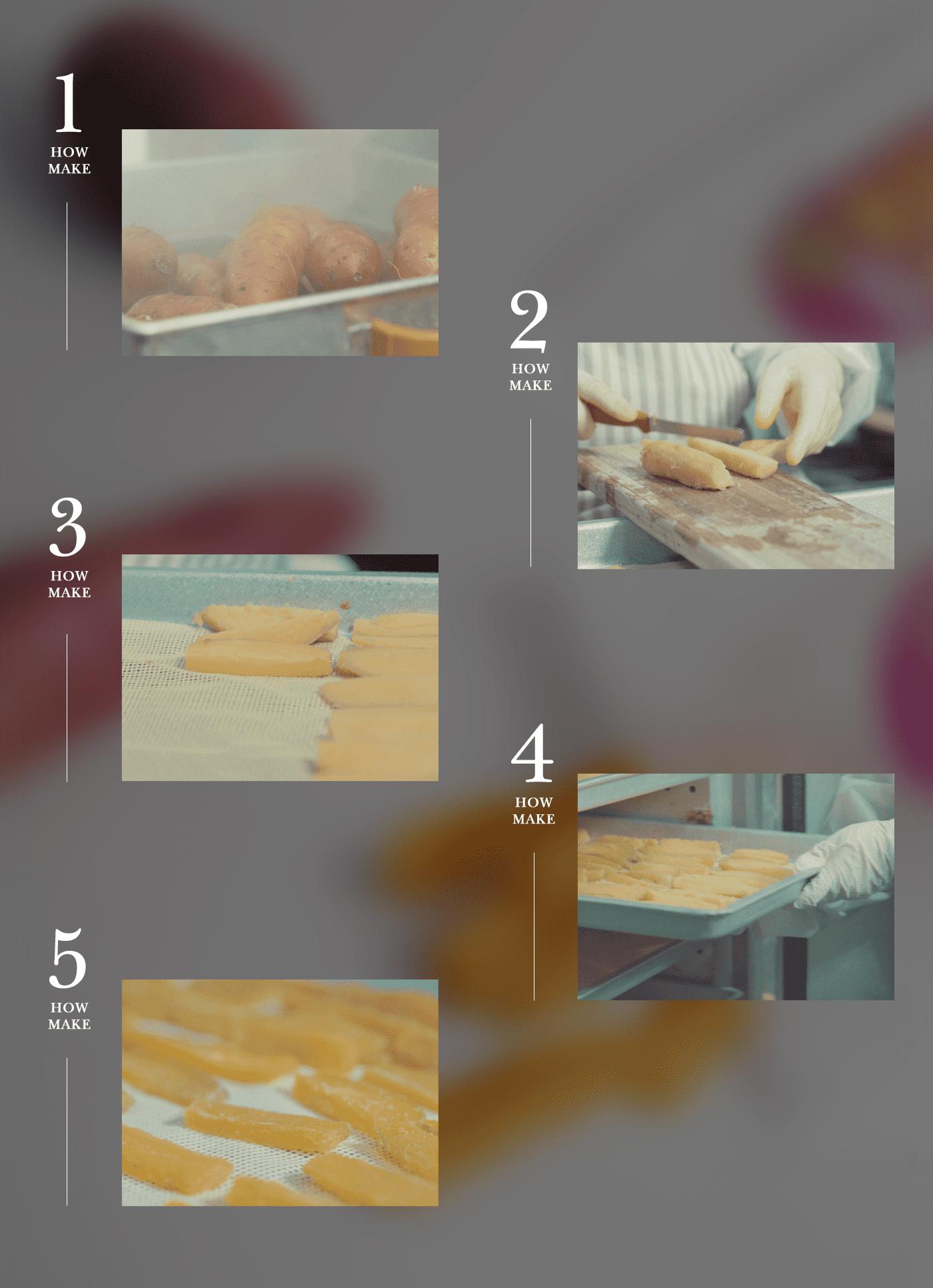 건강 간식/다이어트 간식 조내기 고구마 말랭이 상세이미지6