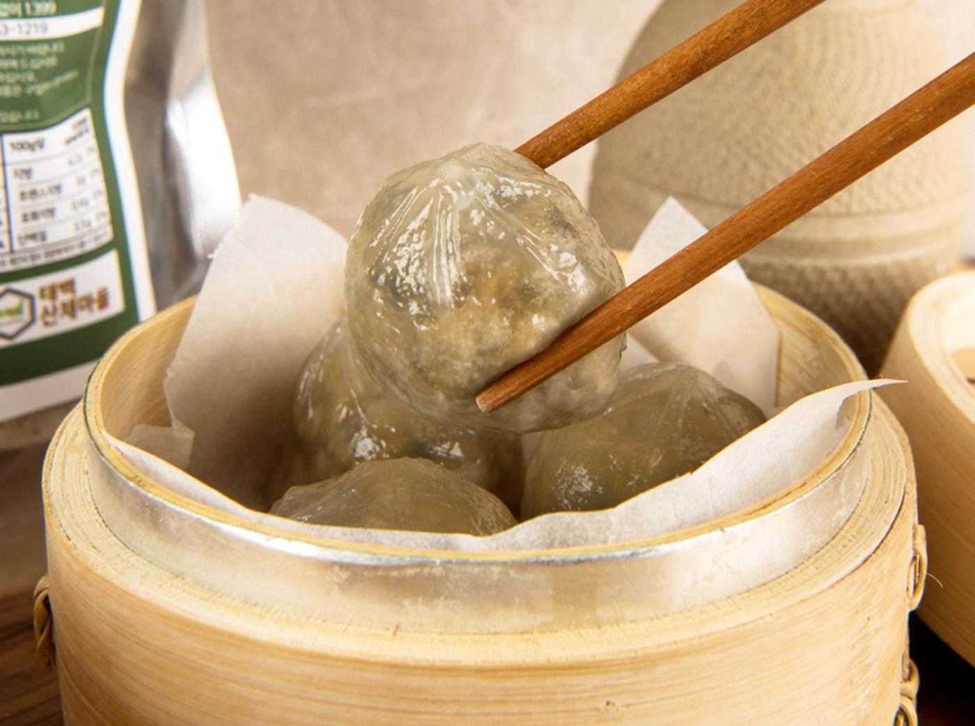 비건 산채 만두(30g*16개) 상세이미지5
