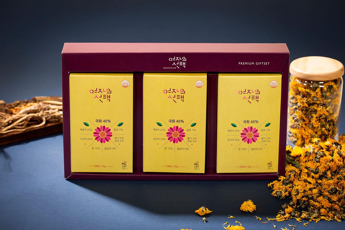 여자의선택/여자에게 좋은 8가지 한약재로 만든 차(1.5g*20 teabag) 상세이미지2