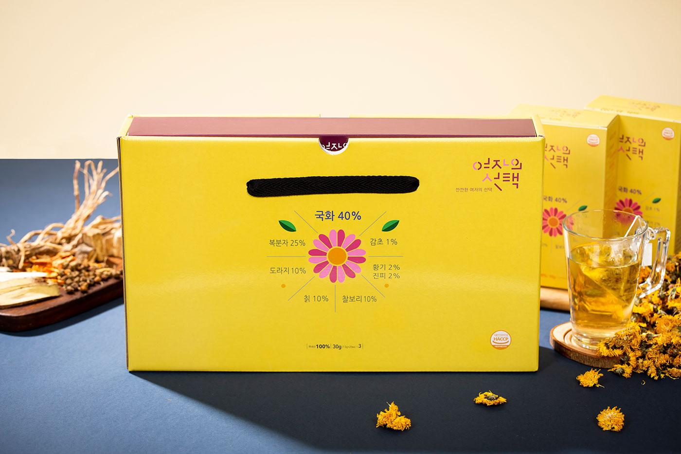 여자의선택/여자에게 좋은 8가지 한약재로 만든 차(1.5g*20 teabag) 상세이미지7