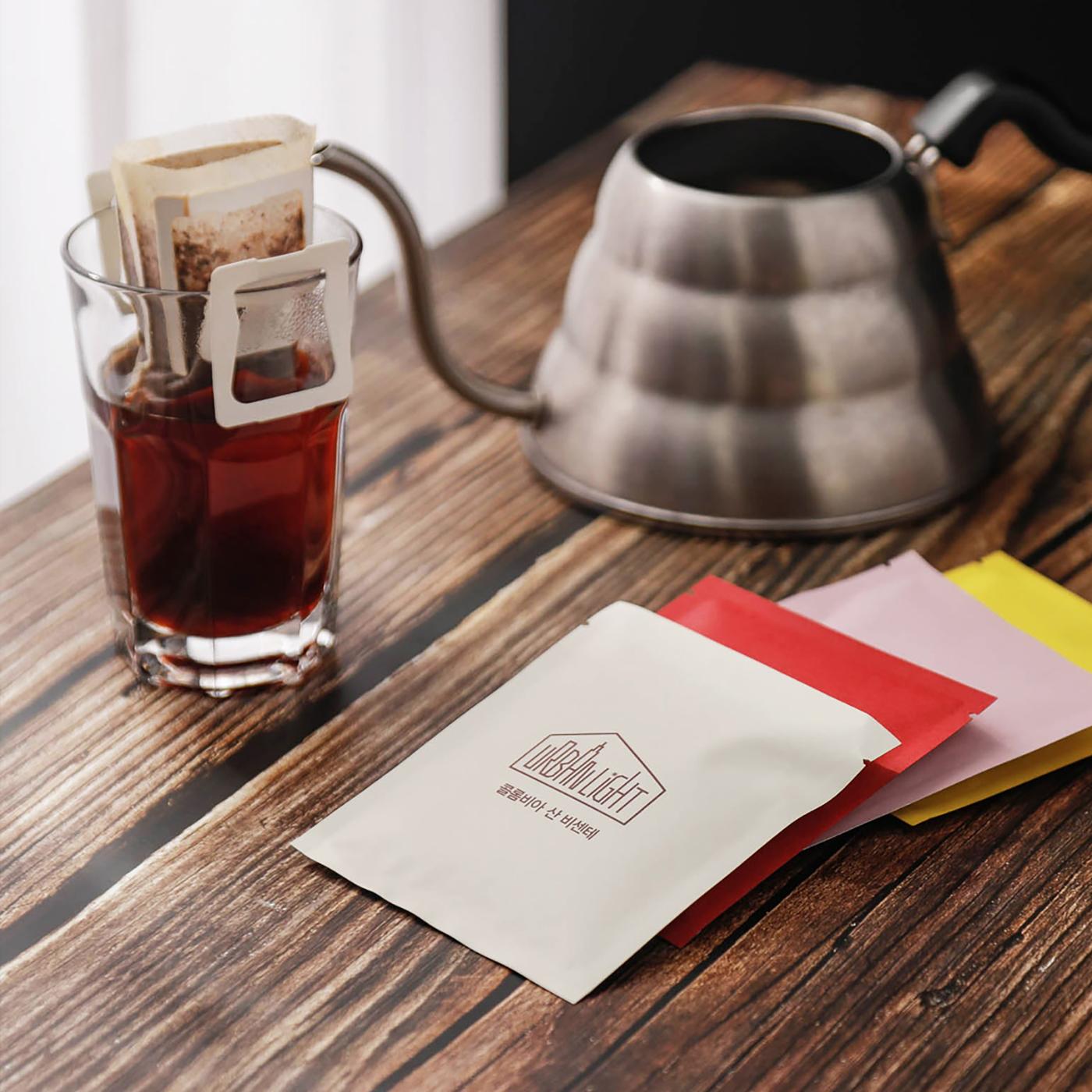 핸드드립 커피 세트(10개입) 상세이미지1