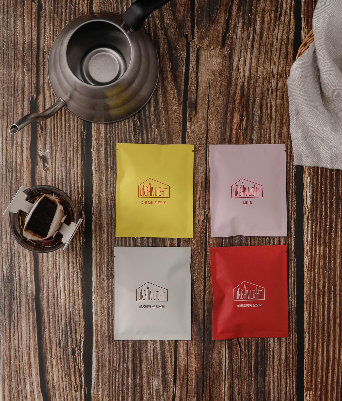 핸드드립 커피 세트(10개입) 상세이미지2