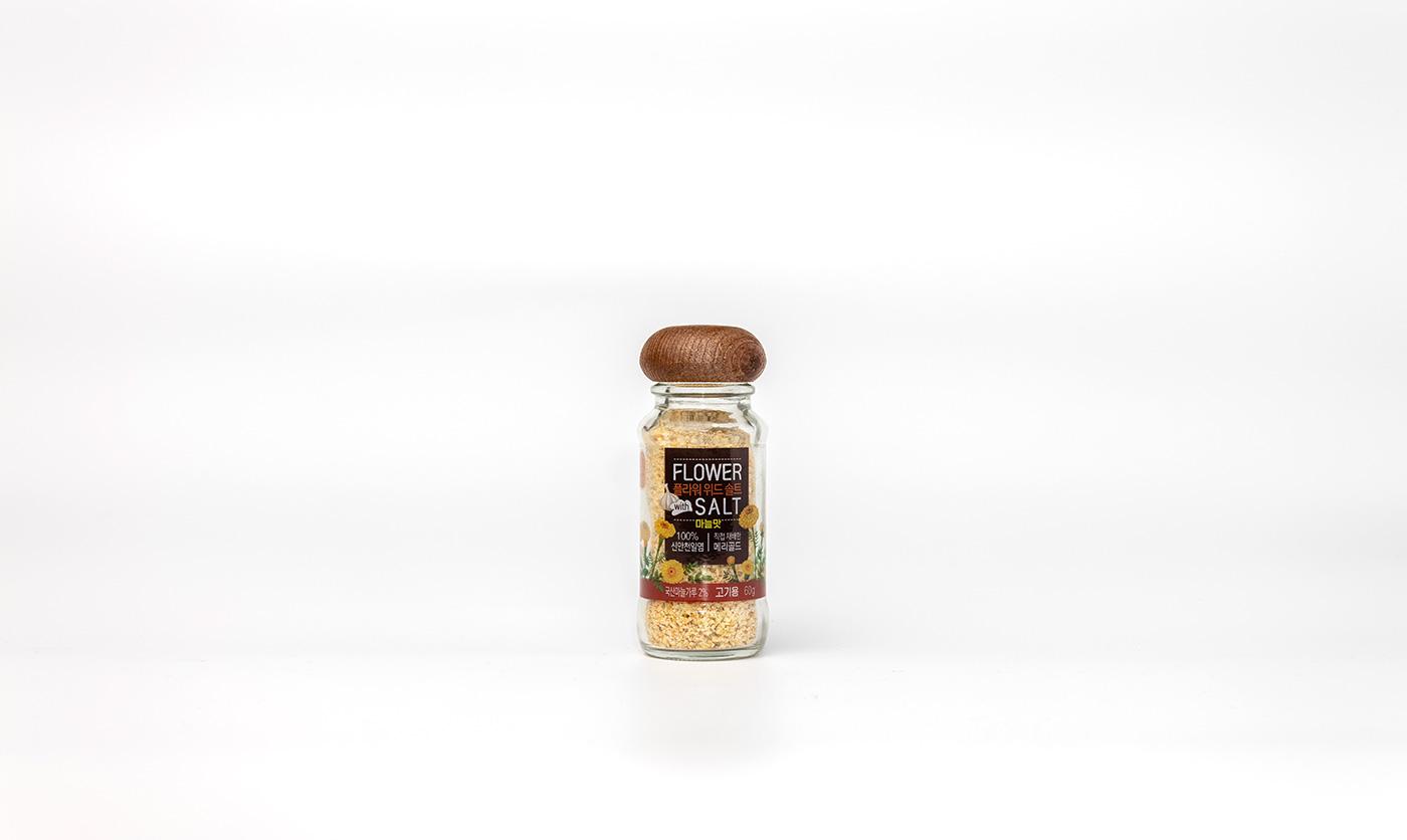 메리골드 소금/메리골드와 구운 천일염이 만난 메리골드 소금(15g/60g) 상세이미지2
